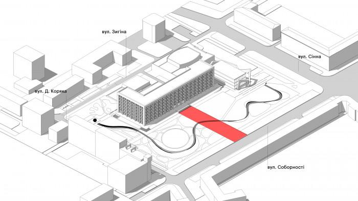 «Територія Майдану» / «Територія Майдану» — площа перед будівлею Полтавської ОДА