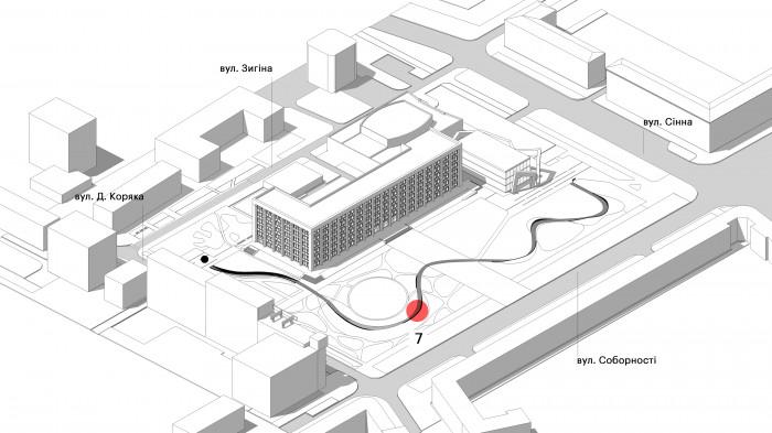 19 січня — вогнехреща / «Територія Майдану» — площа перед будівлею Полтавської ОДА