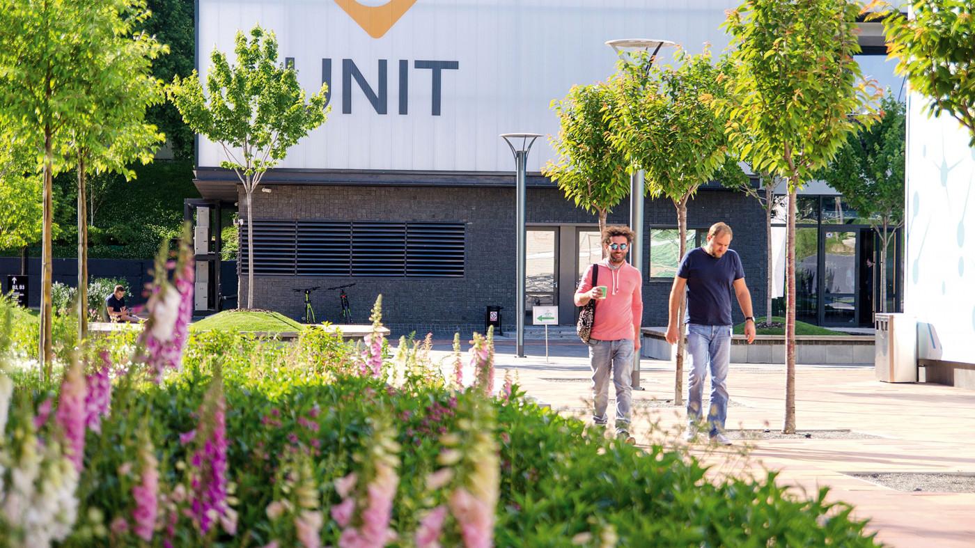 / Інноваційний парк 'UNIT.City'
