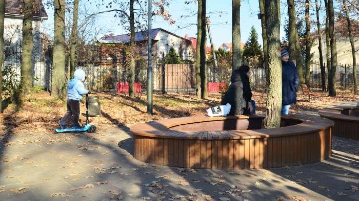 / Парк «Празький»