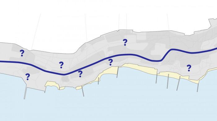 Основна лінія тяжіння одеських схилів — Траса здоров'я / Воркшоп «Одеські схили»