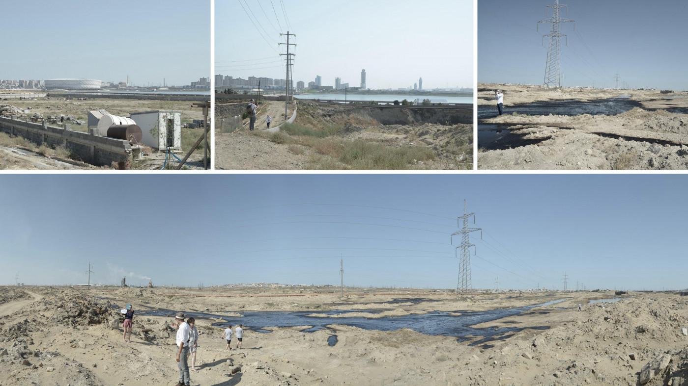 / Technopark on the territory of Boyukshor lake
