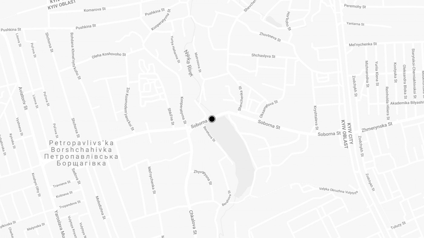 / Стратегія розвитку Соборної вулиці