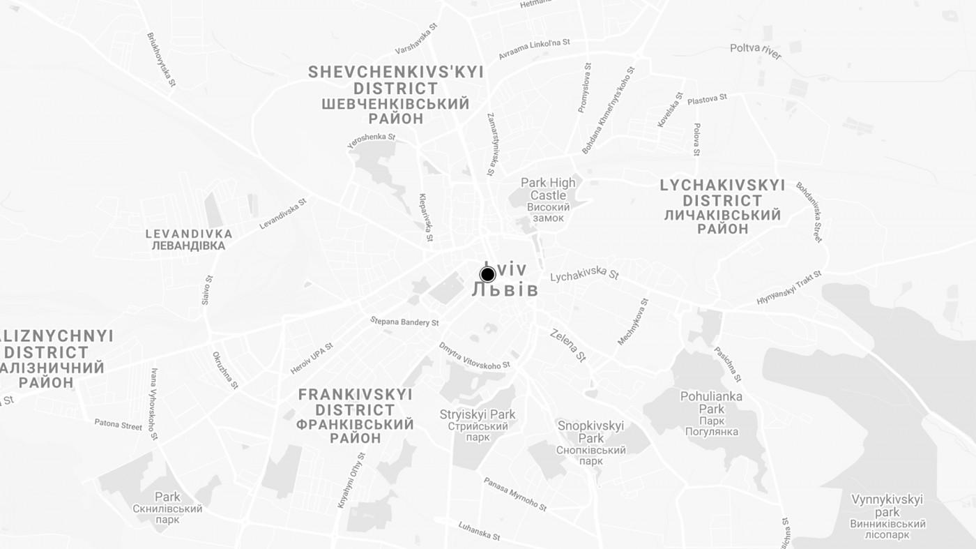 / Реконструкція прибудинкової території