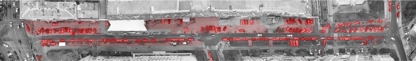Хаотичне паркування / Вулиця Івана Федорова