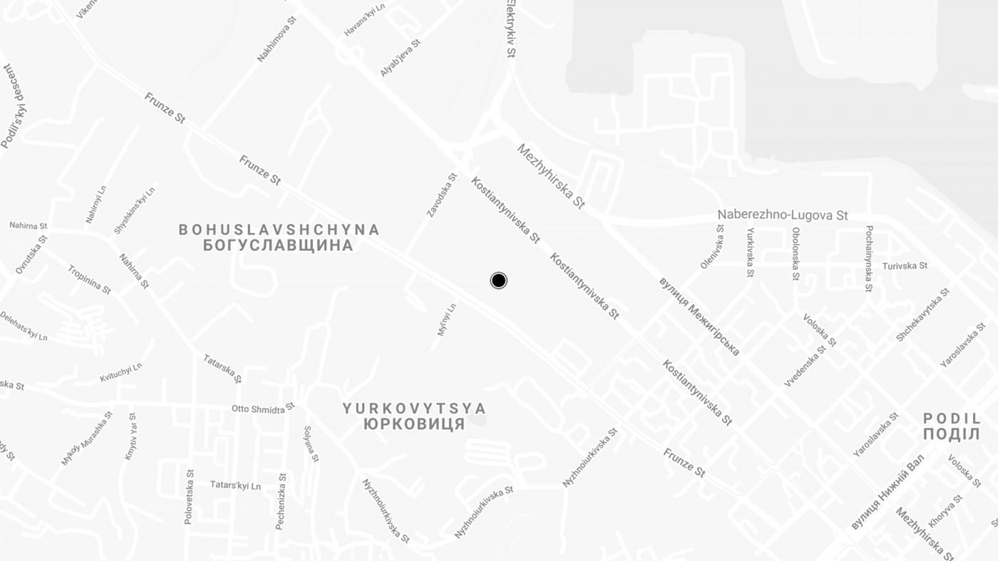 / Бульвар 'Кирилівський'