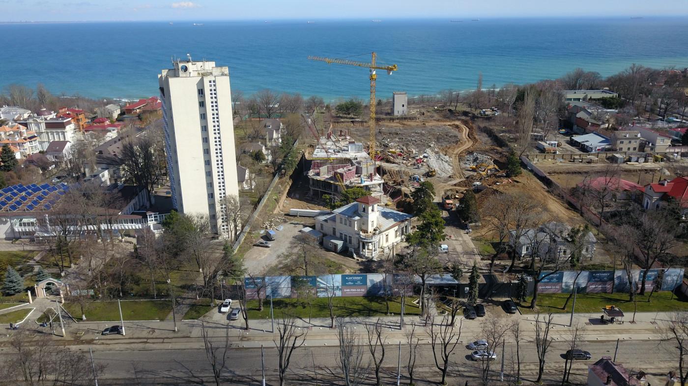 / Residential complex 'Kandinsky'