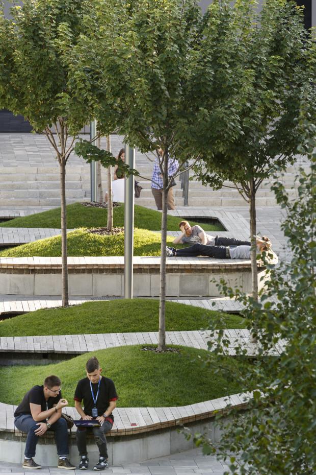 / Innovation park 'UNIT.City'
