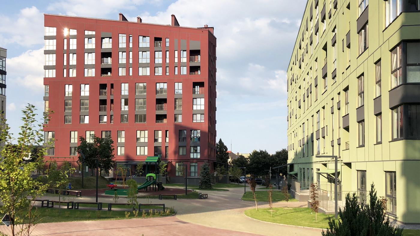 / 'Spectrum' Residential comlex