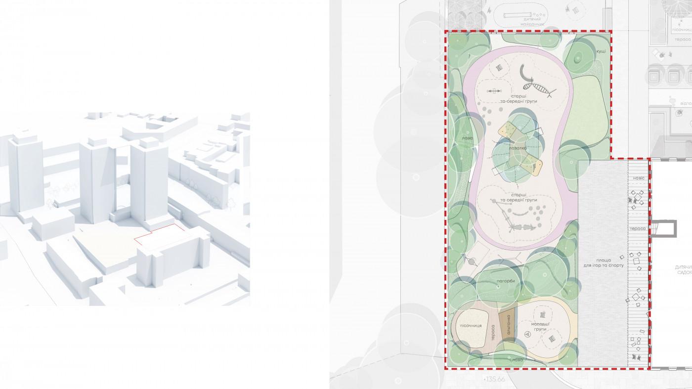 / 俄罗斯方块大厅-住宅综合体