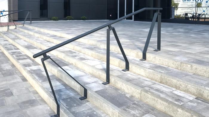 Handrail /  创新园区——单位城